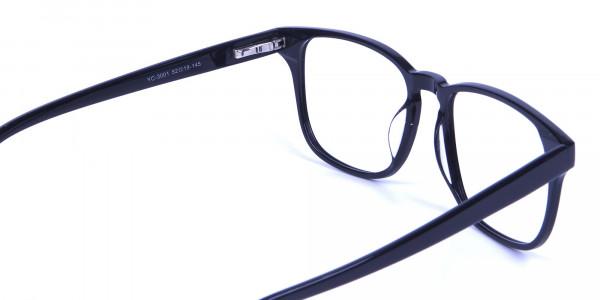 Stylish Black Rectangular Frames -5