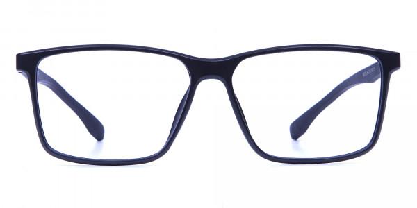 Black Matte Glasses