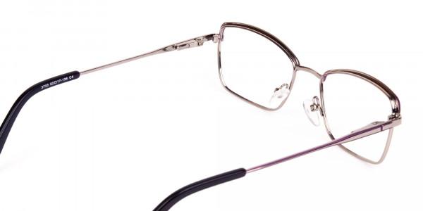 square blue light glasses-5