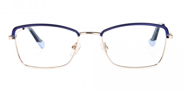 Royal-Blue-Silver-Cat-Eye-Rim-Glasses-1