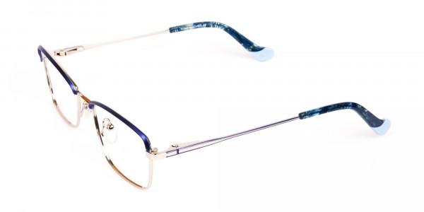Royal-Blue-Silver-Cat-Eye-Rim-Glasses-3