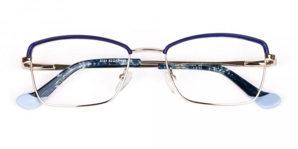 Royal-Blue-Silver-Cat-Eye-Rim-Glasses-6