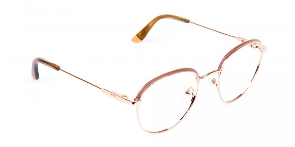 Brown-Gold-Round-Aviator-Glasses-2
