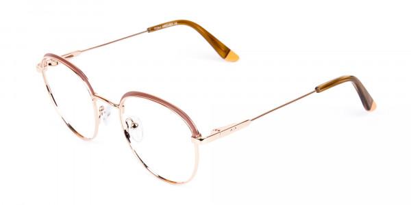 Brown-Gold-Round-Aviator-Glasses-3