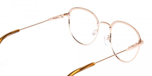 Brown-Gold-Round-Aviator-Glasses-5