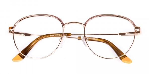 Brown-Gold-Round-Aviator-Glasses-6