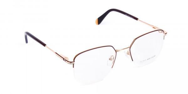 Brown-Gold-Geometric-Aviator-Glasses-2