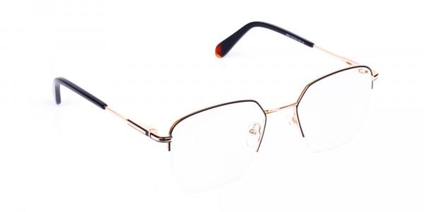 Black-Gold-Geometric-Aviator-Glasses-2