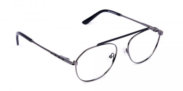 Classic-Black-Gunmetal-Aviator-Glasses-2