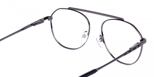 Classic-Black-Gunmetal-Aviator-Glasses-5