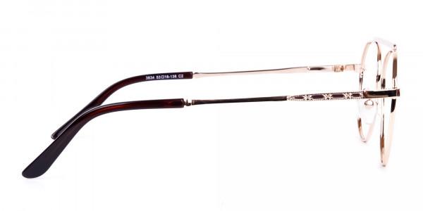 Brown-Gold-Aviator-Glasses-4
