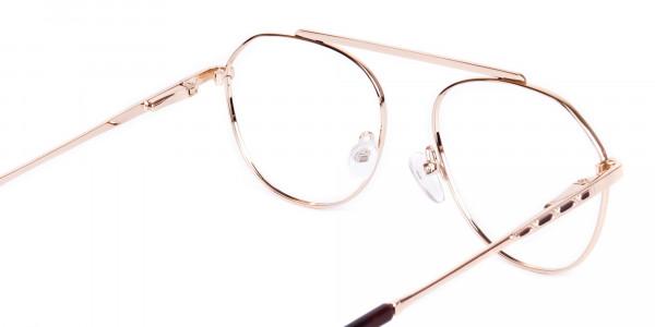 Brown-Gold-Aviator-Glasses-5