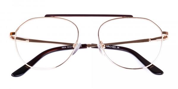 Brown-Gold-Aviator-Glasses-6
