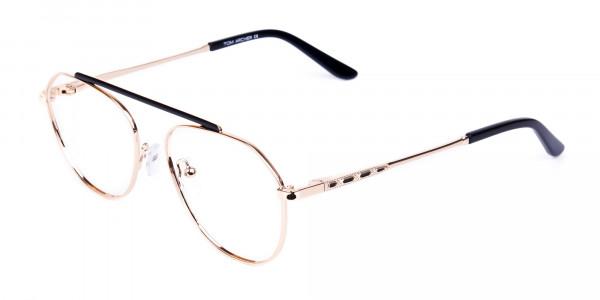 Black-and-Gold-Aviator-Glasses-3