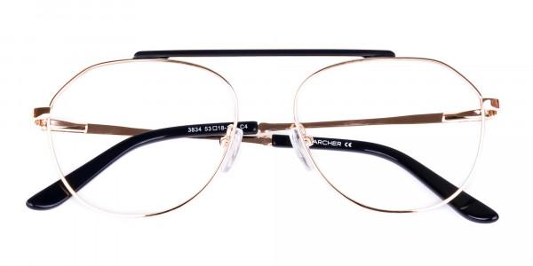 Black-and-Gold-Aviator-Glasses-6