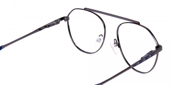 Royal-Blue-Gunmetal-Aviator-Glasses-5