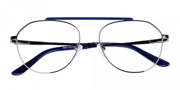 Royal-Blue-Gunmetal-Aviator-Glasses-6