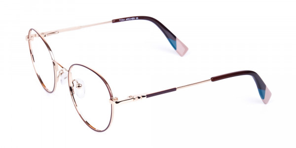 Brown-and-Gold-Round-Glasses-3