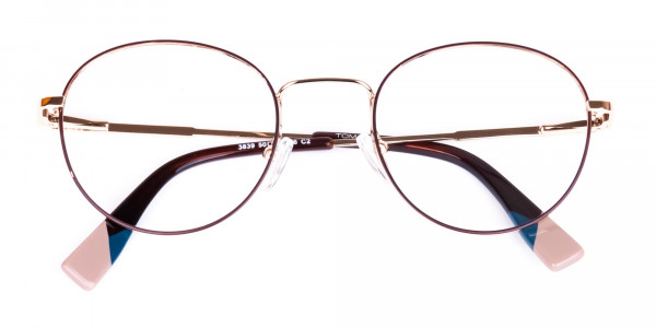 Brown-and-Gold-Round-Glasses-6
