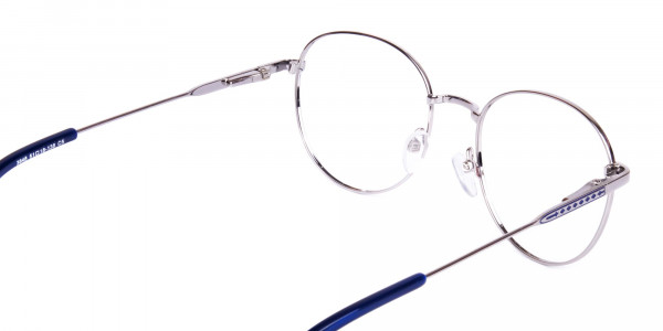 Navy-Blue-and-Silver-Metal-Round-Glasses-5