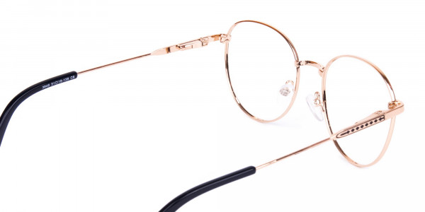 Black-and-Gold-Round-Glasses-5