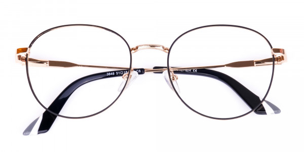 Black-and-Gold-Round-Glasses-6