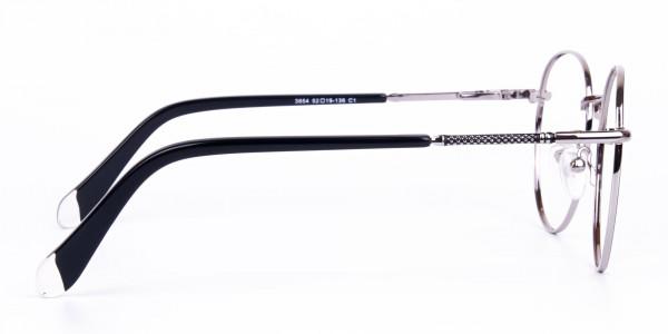 black teashade glasses-4