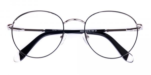 black teashade glasses-6