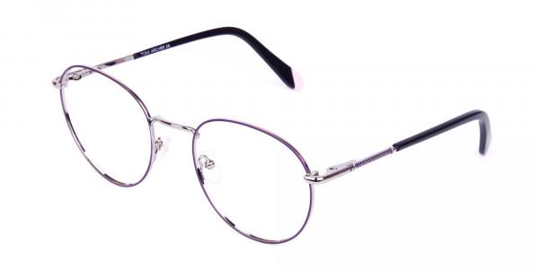 Dark-Purple-and-Silver-Round-Glasses-3