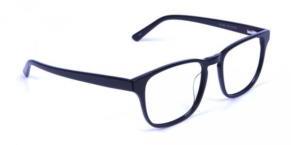 Stylish Black Rectangular Frames -1