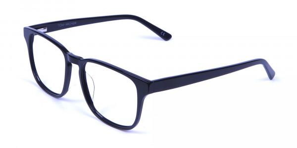 Stylish Black Rectangular Frames -2