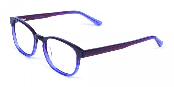 Purple Glasses for small face - 2