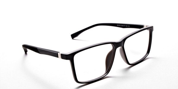 Black & Grey Glasses -1