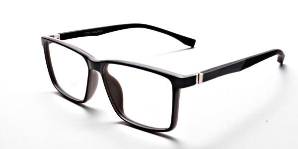 Black & Grey Glasses -2