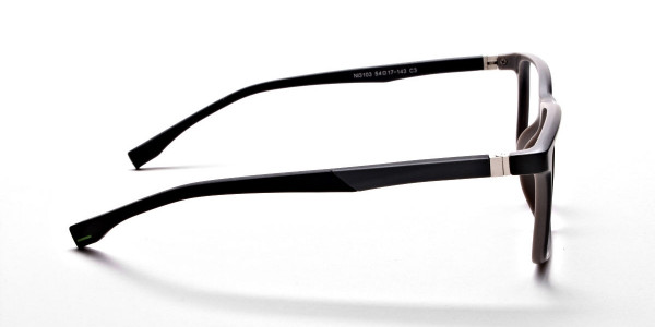 Black & Grey Glasses -3