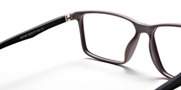 Black & Grey Glasses -4