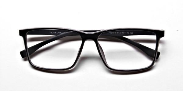 Black & Grey Glasses -5