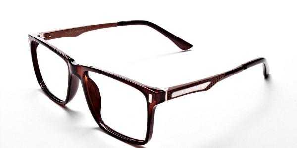 Handmade UK Brown Glasses -2