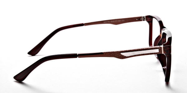 Handmade UK Brown Glasses -3