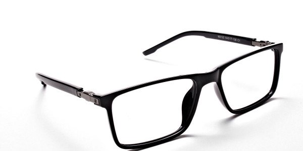 Handmade Black Glasses -1