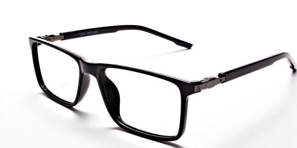 Handmade Black Glasses -2