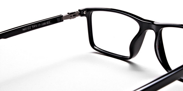 Handmade Black Glasses -5