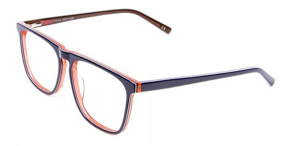 Blue & Orange - 3