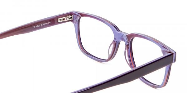 Dark Raisin Purple - 4