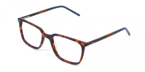 Havana & Tortoiseshell Charmer Glasses - 2
