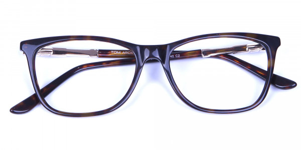 Tortoiseshell Glasses of Personality Look - 5