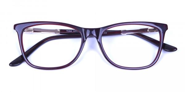 Modern Glasses in Dark Rain - 5