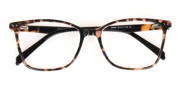 Designer Tortoiseshell Eyeglasses For Women-6