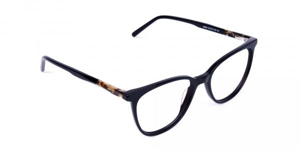 brown tortoise shell glasses - 2