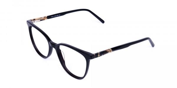 brown tortoise shell glasses - 3